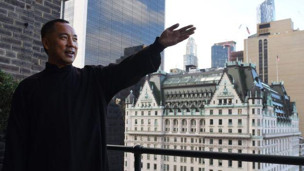 郭文贵:我的目标是3年内实现政权变化