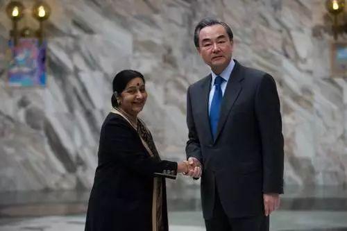 洞朗之后中国高官首访印度