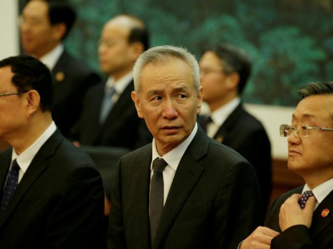 4位副总理人选已定  胡春华接替汪洋