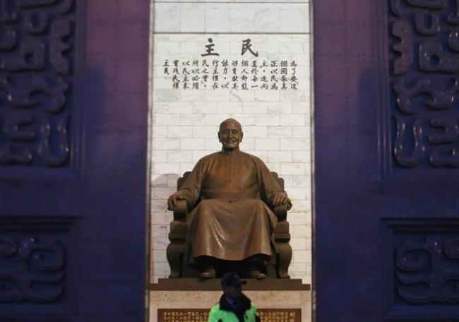 蒋介石统治台湾最灿烂10年 无人能超越