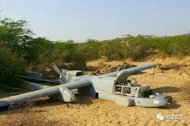 解放军测试新武器  致印度无人机失控