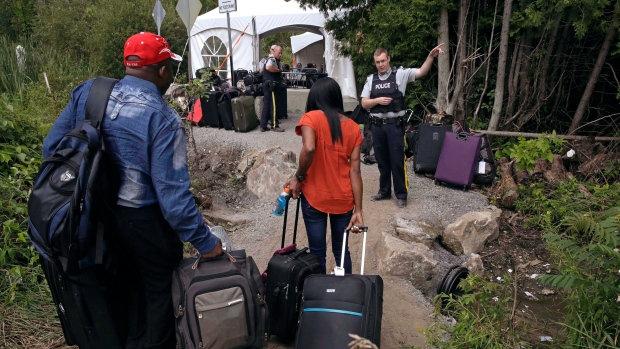 旅游签证一体化!休想利用美签进加拿大