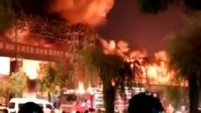 低端人口聚居区又出事 自建房起火5死8伤
