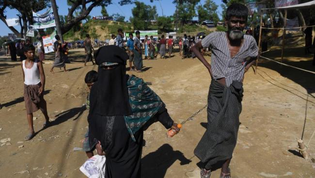 6700罗兴亚人在缅军镇压首月丧生