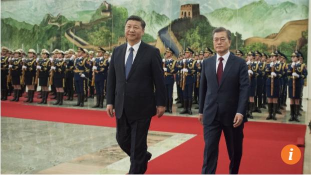 习近平:绝不允许战争发生在朝鲜半岛!