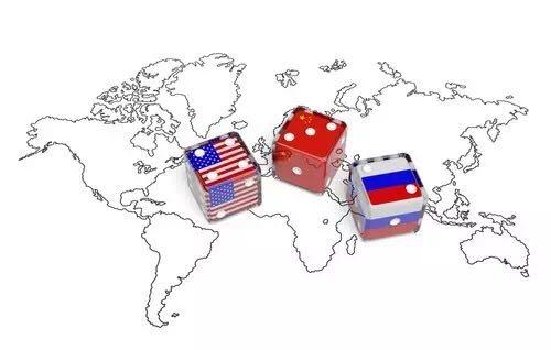 中美俄新三国演义,川普还得与普京友好