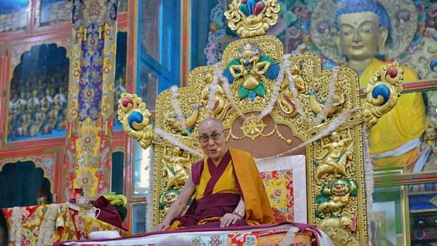 达赖喇嘛呼吁   学习境内的藏人同胞