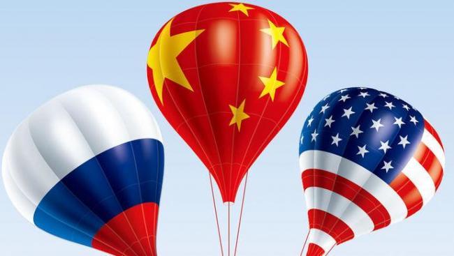 中美俄三角关系已出现新变局