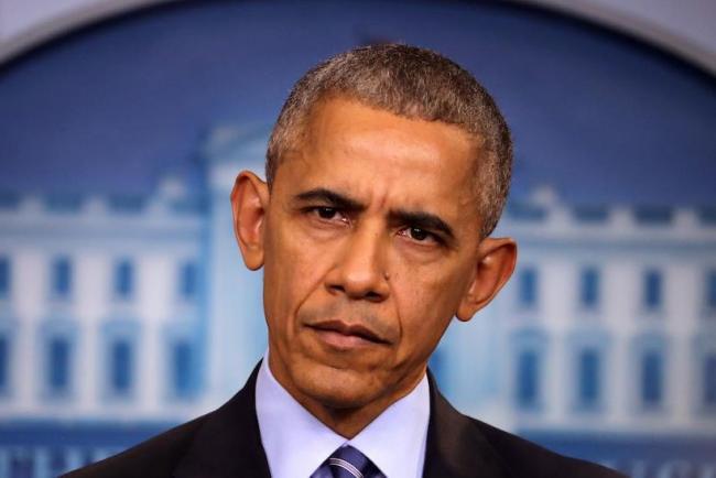 奥巴马突然被揪住一事狠打!涉钱毒军火