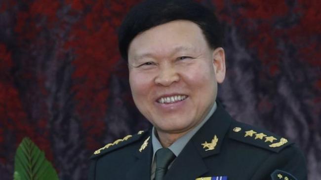 官媒起底上吊将军身世 张阳之死震惊中国