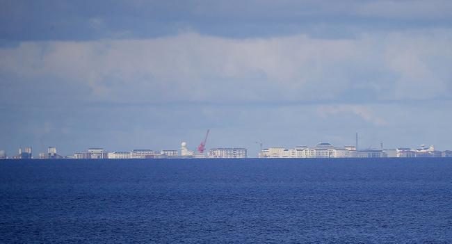 中国南海岛礁大变样  菲律宾仍信赖中国