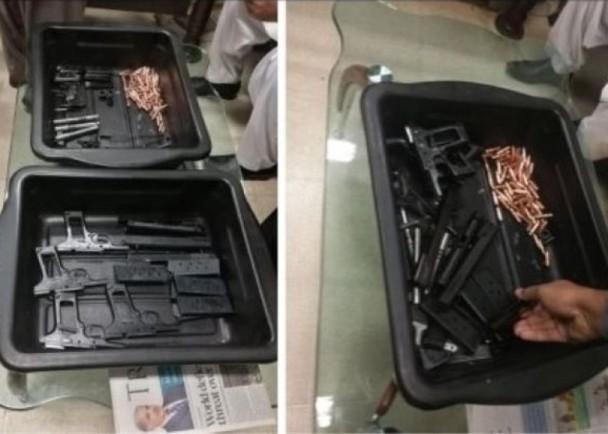 马国IS分子行李藏70子弹 经泰国回家施袭