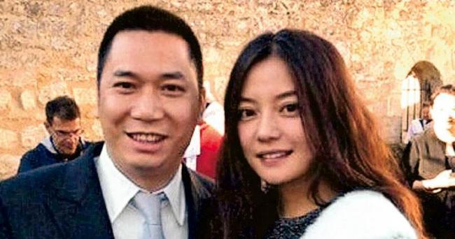 赵薇丈夫与尼泊尔首富的儿子合作