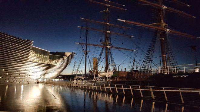 维多利亚和阿尔伯特博物馆分馆(the new V&A Museum )
