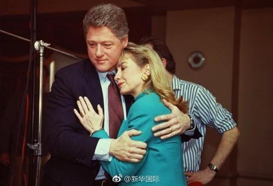 克林顿夫妇家中着火   火源是…