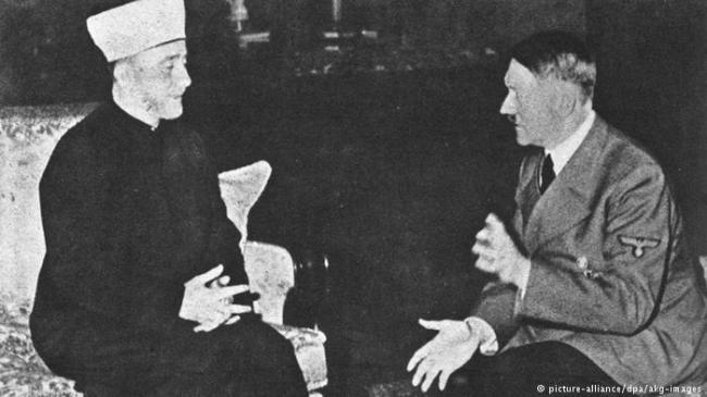 纳粹政权与穆斯林世界