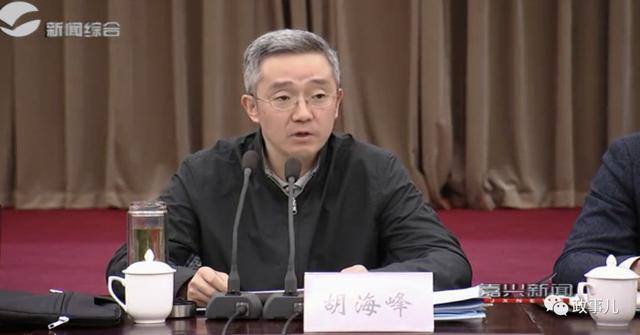 胡锦涛儿子嘉兴会议上连发两问 所为何事