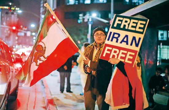 伊朗骚乱大博弈,谁能够笑到最后