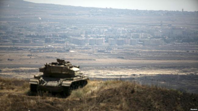 以色列突然对叙利亚发动导弹攻击