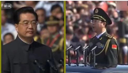 胡锦涛太悲惨 中南海和军中遍布内奸