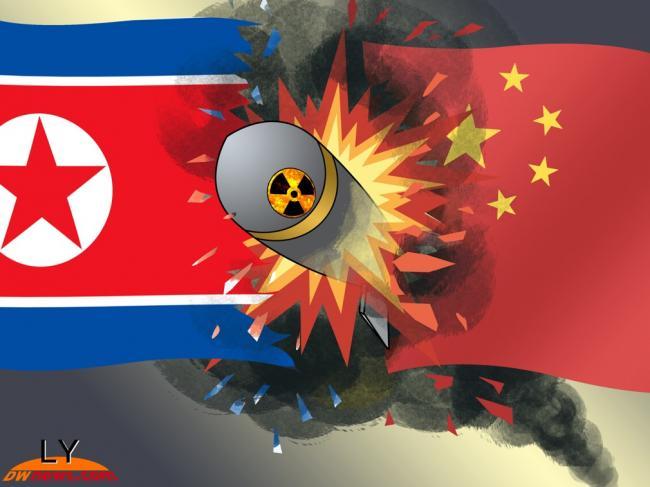 金正恩非常不满  或断绝与中国的关系