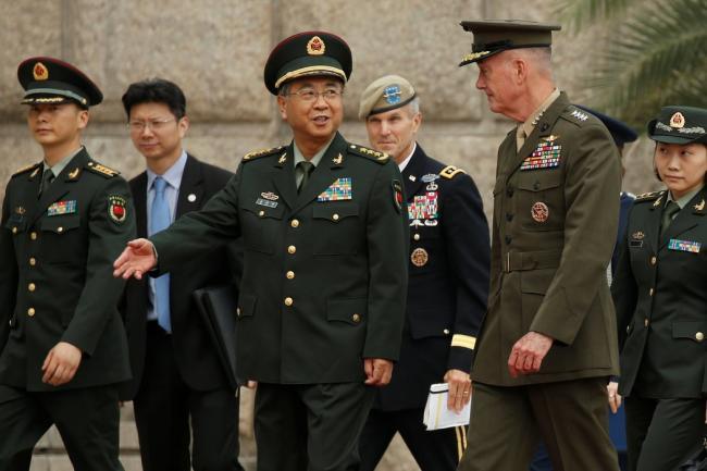 房峰辉欲借中印对峙制造危机 扳倒习近平