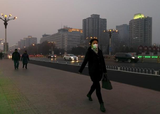 北京启动今年首个橙色预警!只因