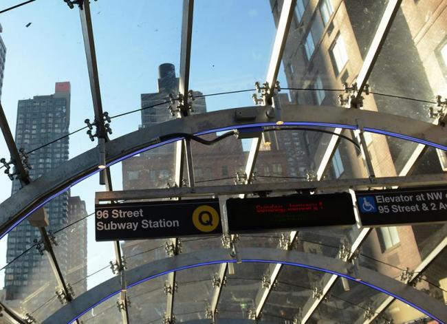 注意!纽约新地铁线一出 周围房价疯了
