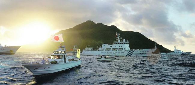 中国亮剑钓鱼岛,背后原来有如此妙处