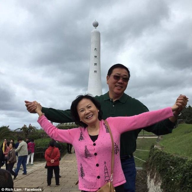 华裔夫妇惨遭灭口 恐怖之夜锁定非裔嫌犯