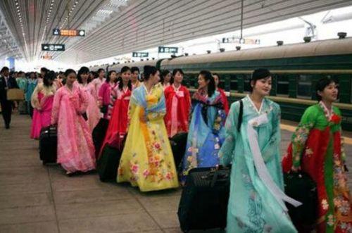 朝鲜新娘:我把自己卖给了中国男人