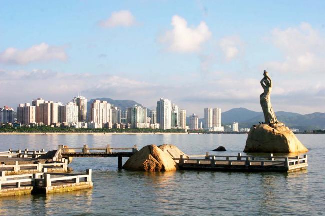 深圳珠海列空气优质城 十大最差这省占6