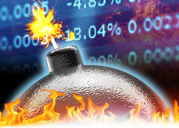 华尔街预言家:大股灾前奏已响 暴风将临