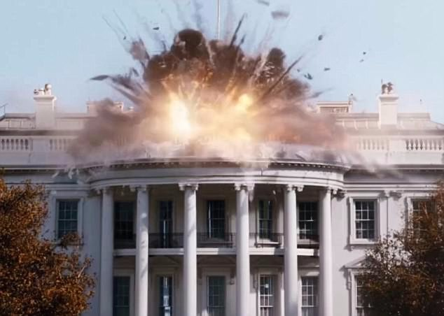 入侵华盛顿攻击白宫  ISIS发骇人视频