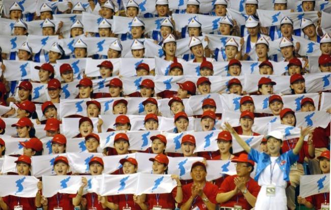 朝鲜冬奥400人豪华团 韩国爽快埋单