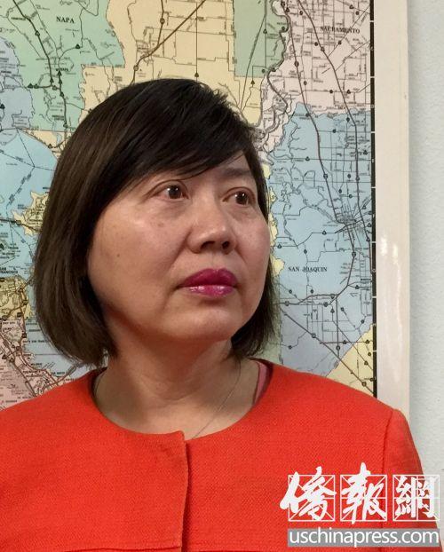 华裔知名女律师自曝  遭白人性骚扰经历