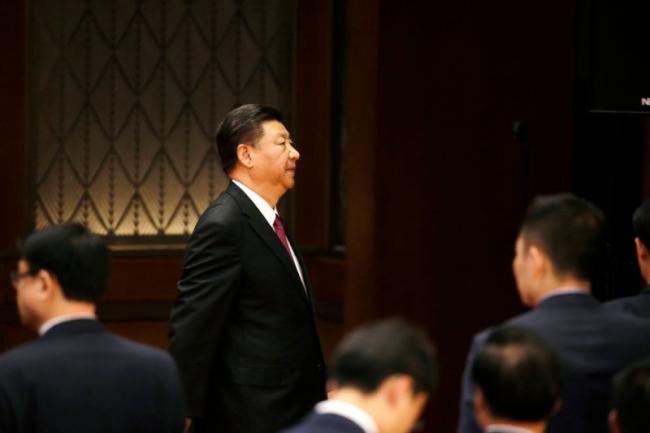 传房峰辉给习近平搅局  政变领导是范长龙