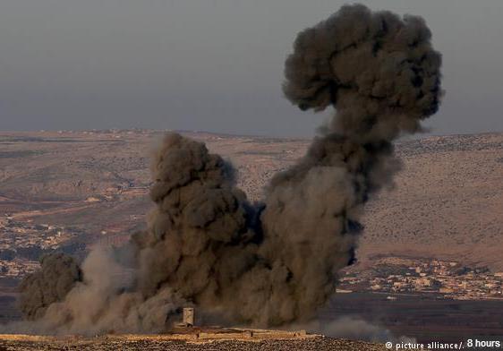 中东大战爆发?刚刚 这国军队已率先开火