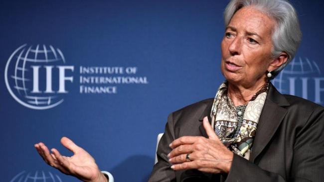 IFM再上调全球经济预测 一半归功于川普