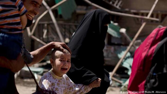 携女加入IS 德国女子在伊拉克终被判死刑