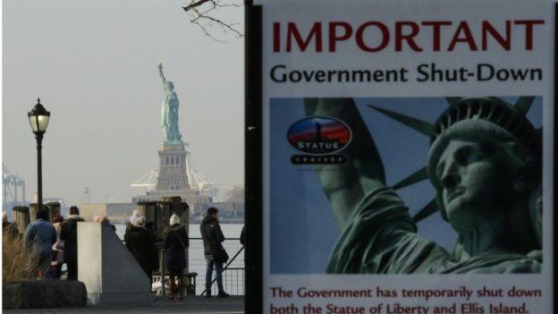 美国政府停摆结束 谁赢了谁输了?