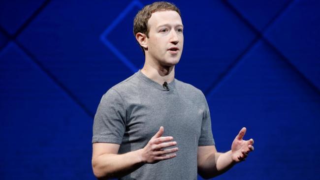脸书中国首席代表  换成国务院前官员