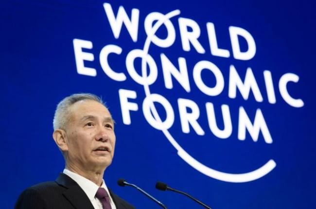 刘鹤在达沃斯的演讲说服了世界吗?