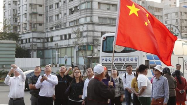 大陆网民疯狂抵制游台湾:就是个穷地方