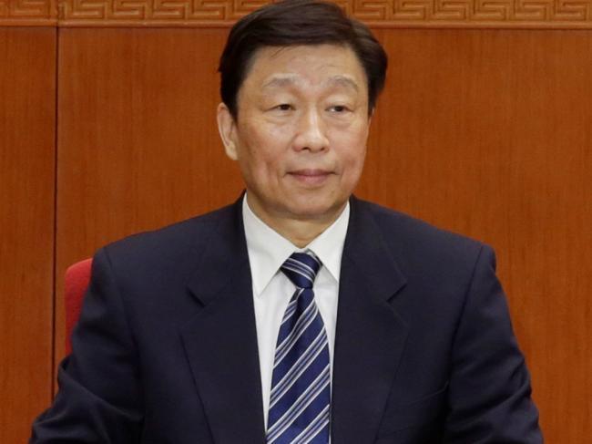 李源潮裸退 被公认是最弱势的副主席