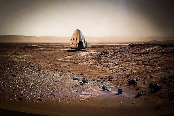 重大突破!  5年内人类可望定居火星