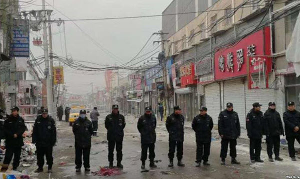 驱赶低端人口竟然始自于离北京千里之外