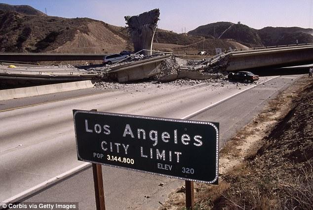 加州地震已严重逾期 若爆发后果不堪想象