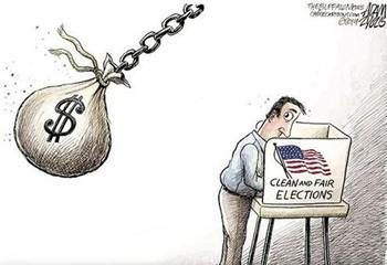 美国中期选举临门 赤裸裸大撒币又开动