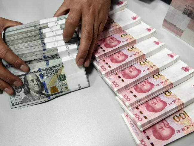 川普减税冲击波太猛!中国热钱疯涌美国